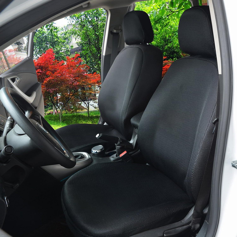 schwarz-grau WOLTU AS7221 Sitzbez/üge Auto Schonbez/üge universal Gr/ö/ße Drache Stickerei