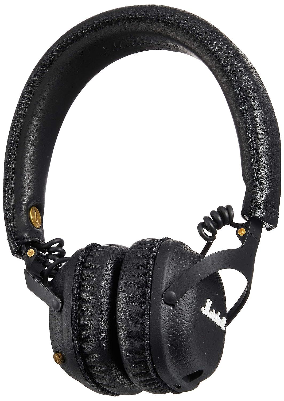 【 限定】Marshall 【国内正規品】 Bluetoothヘッドホン (オリジナルステッカー付) Mid Bluetooth ZMH-0491742-A ZMH-0491742-A B07GJVZZ5B