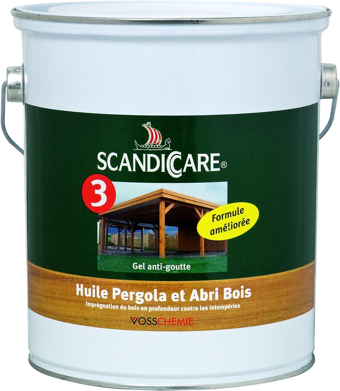 Soloplast f45792 aceite pérgola/abrigo madera: Amazon.es ...