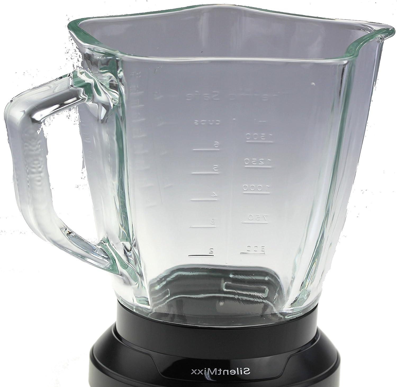 Bosch 11009242 Jarra de cristal para silentmixx batidora: Amazon ...