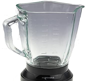 Bosch 11009242 glass jug for SilentMixx blender  Amazon.co.uk ... 1b75b03823b