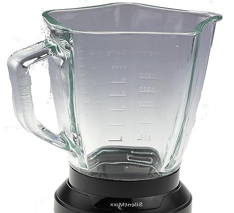 Bosch 11009242 Jarra de cristal para silentmixx batidora
