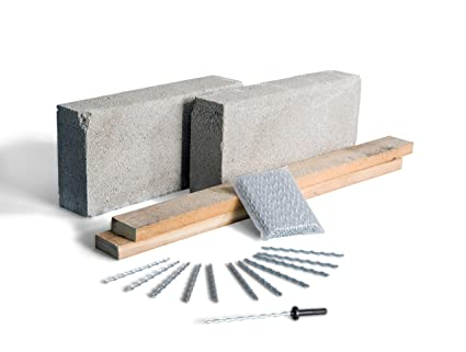 THERMALITE Timber Fixing 75mm 100 Pack + Free Tool: Amazon