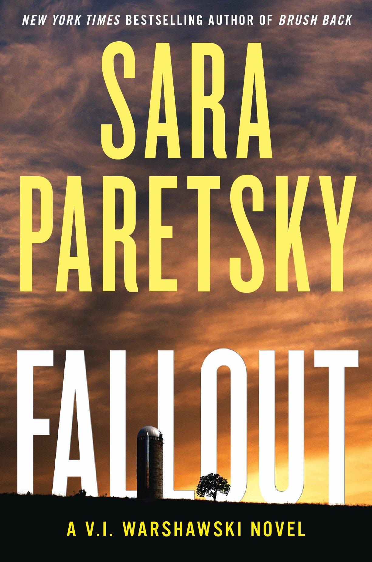 Fallout: A Vi Warshawski Novel: Sara Paretsky: 9780062663184: Amazon:  Books