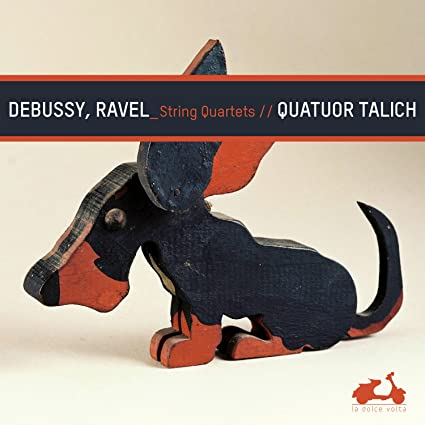 Debussy: String Quartet; Ravel: String Quartet