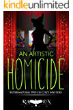 An Artistic Homicide (Lainswich Witches Book 11)