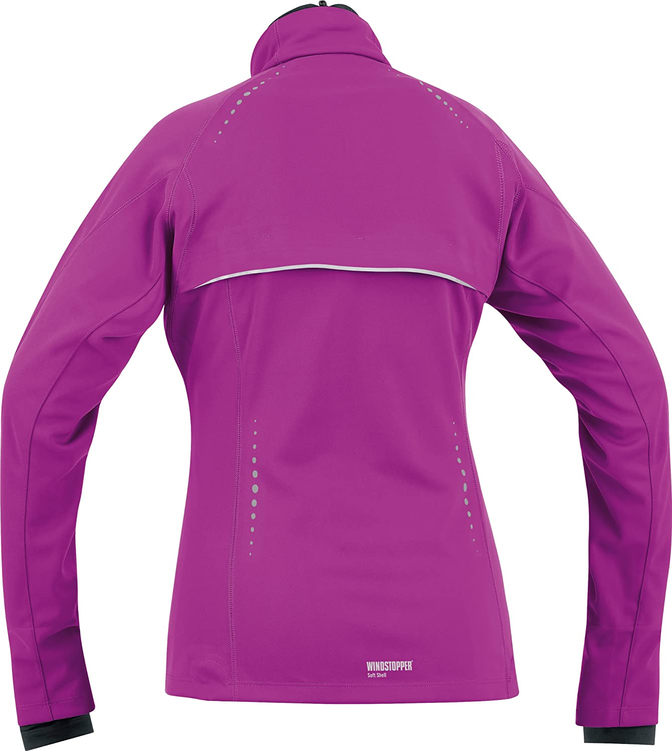 Gore Running Wear Damen Jacke Mythos Soft Shell Lady