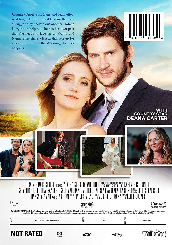 Amazon.com: VERY COUNTRY WEDDING, A DVD: Greyston Holt, Bea Santos