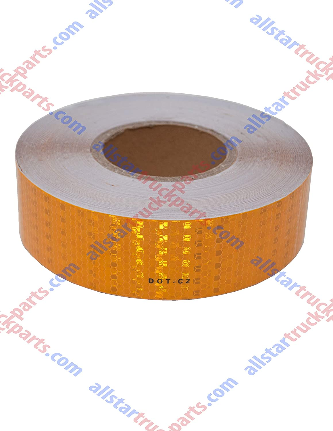 2x150 Floor Reflective Safety Warning Yellow//Black Caution Tape Honeycomb Design ALL STAR TRUCK PARTS