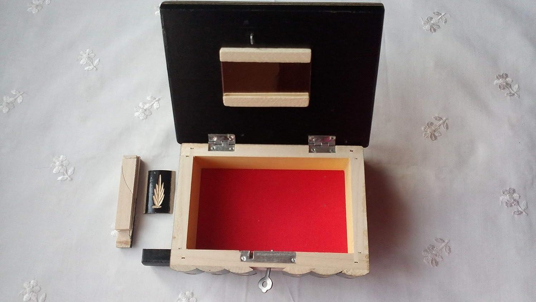 Iphone Entfernungsmesser Rätsel : Neu schwarz magie rätsel puzzle geheimfach schmuckkasten