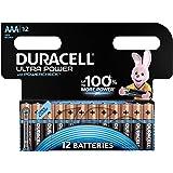 Duracell Ultra Power Pilas Alcalinas AAA, paquete de 12