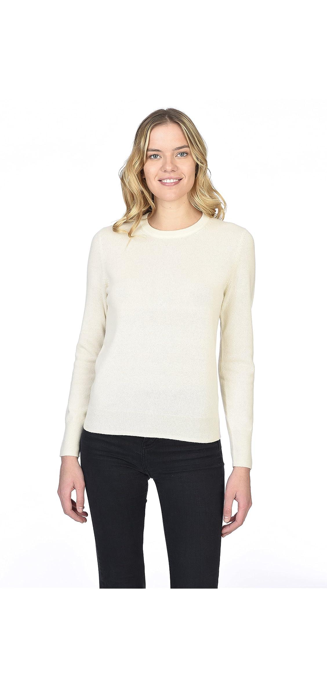 Essential Crewneck Sweater  Pure Cashmere For