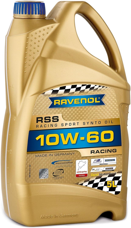 Ravenol Rss Sae 10w 60 Auto