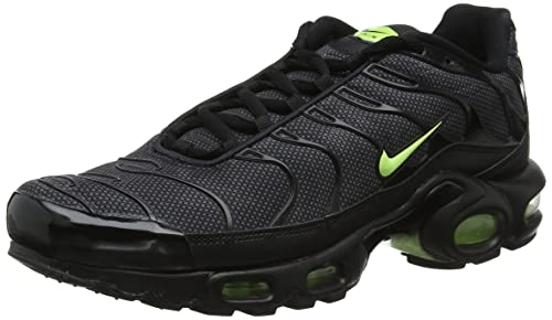 Nike Air Max Plus SE Special Edition TN Sneaker Sport Shoes Black/Gray/neon