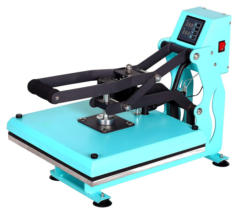 RICOO Prensa de transferencia Camiseta de máquina Impresión textil t438 m