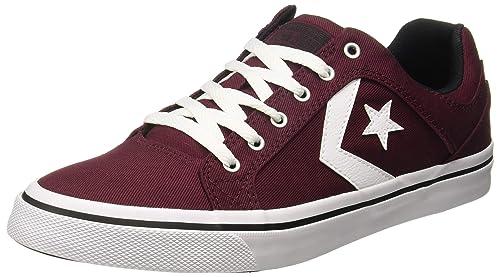 8065b57a6771 Converse Men s White Black Sneakers - 10 UK India (44 EU)(159792C ...