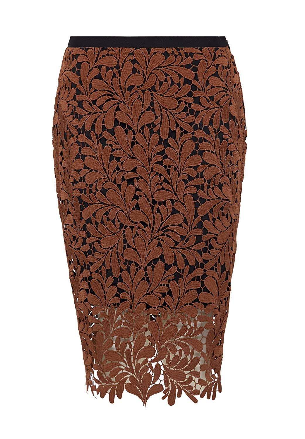 HALLHUBER Laced pencil skirt