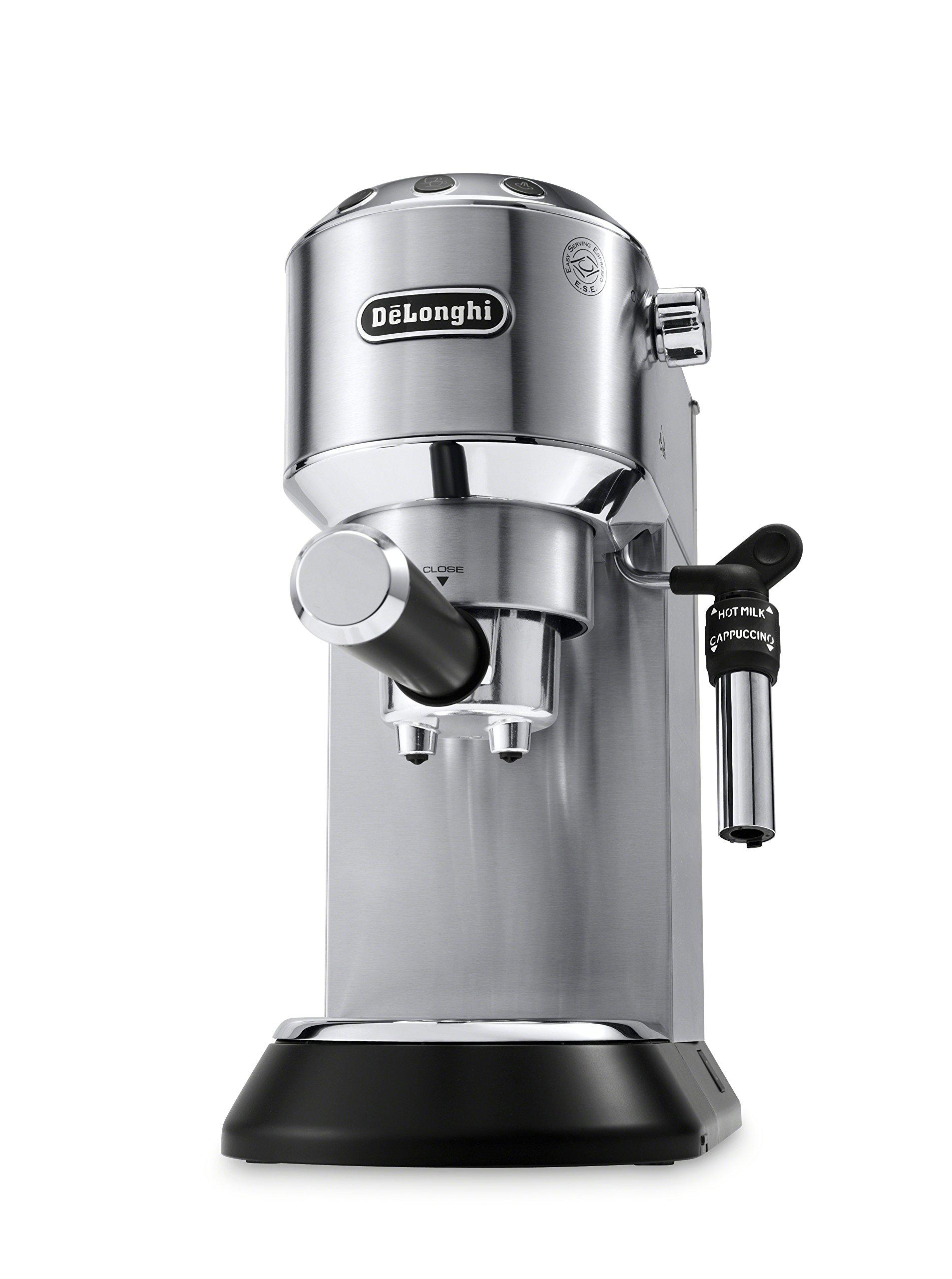 DeLonghi America, Inc EC685M Dedica Deluxe espresso, Silver by DeLonghi America, Inc (Image #2)