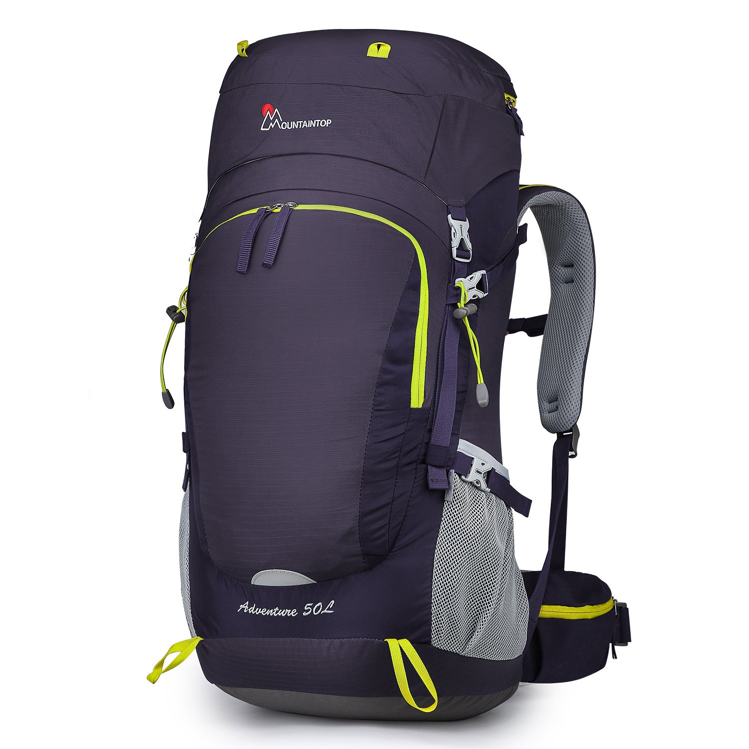 Mountaintop 50L Hiking Backpack with Rain Cover LTD