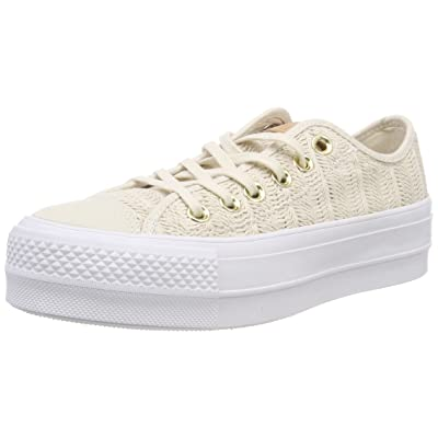 Converse Women's Low-Top Trainers: Shoes