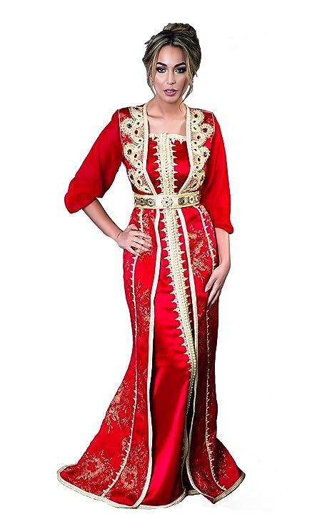 CAFTAN - TAKCHITA EXCELIA (34 36) Acheter. Partager  CAFTAN - TAKCHITA  EXCELIA (34 36). vetement femme musulmane   muslima abaya robe islamique ... 2643968a7a4
