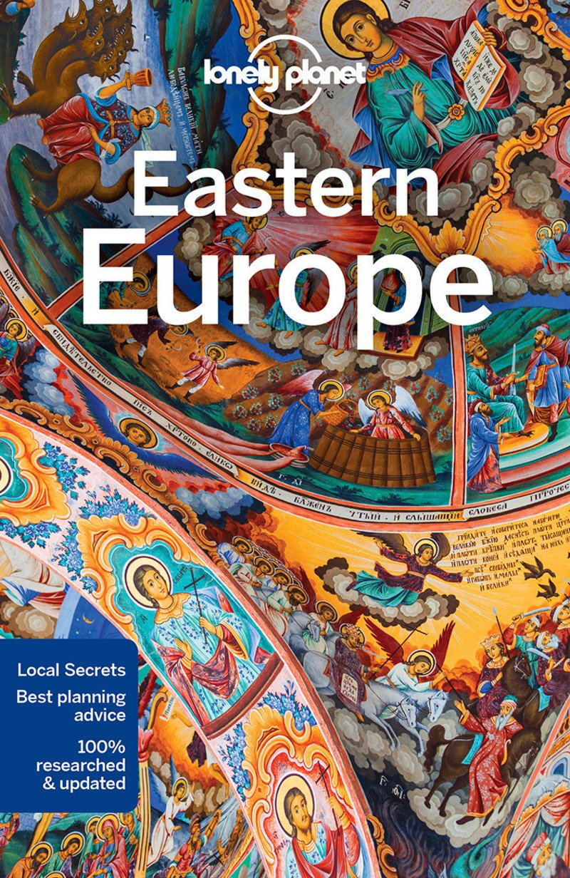 Lonely Planet Eastern Europe Travel