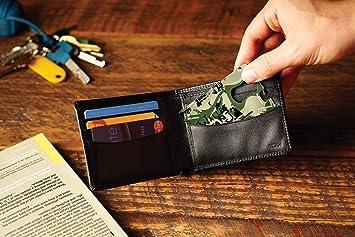 Camouflage Wallet Ninja 18 in 1 Multi-purpose Credit Card ...