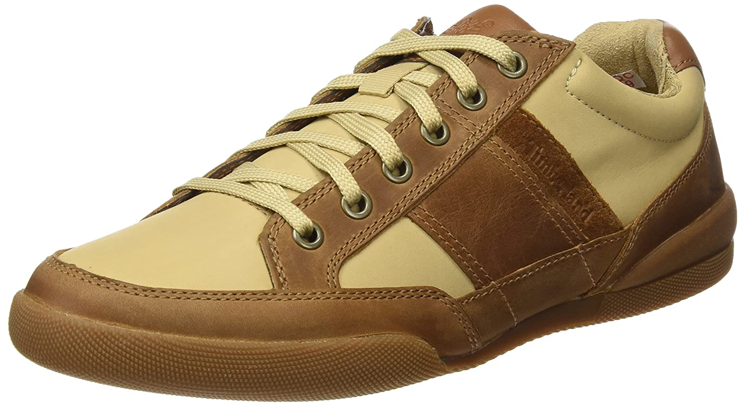 TALLA 41.5 EU. Timberland Split Cupsole Mixed Mediatrail Saddleback Full Grain, Oxford para Hombre