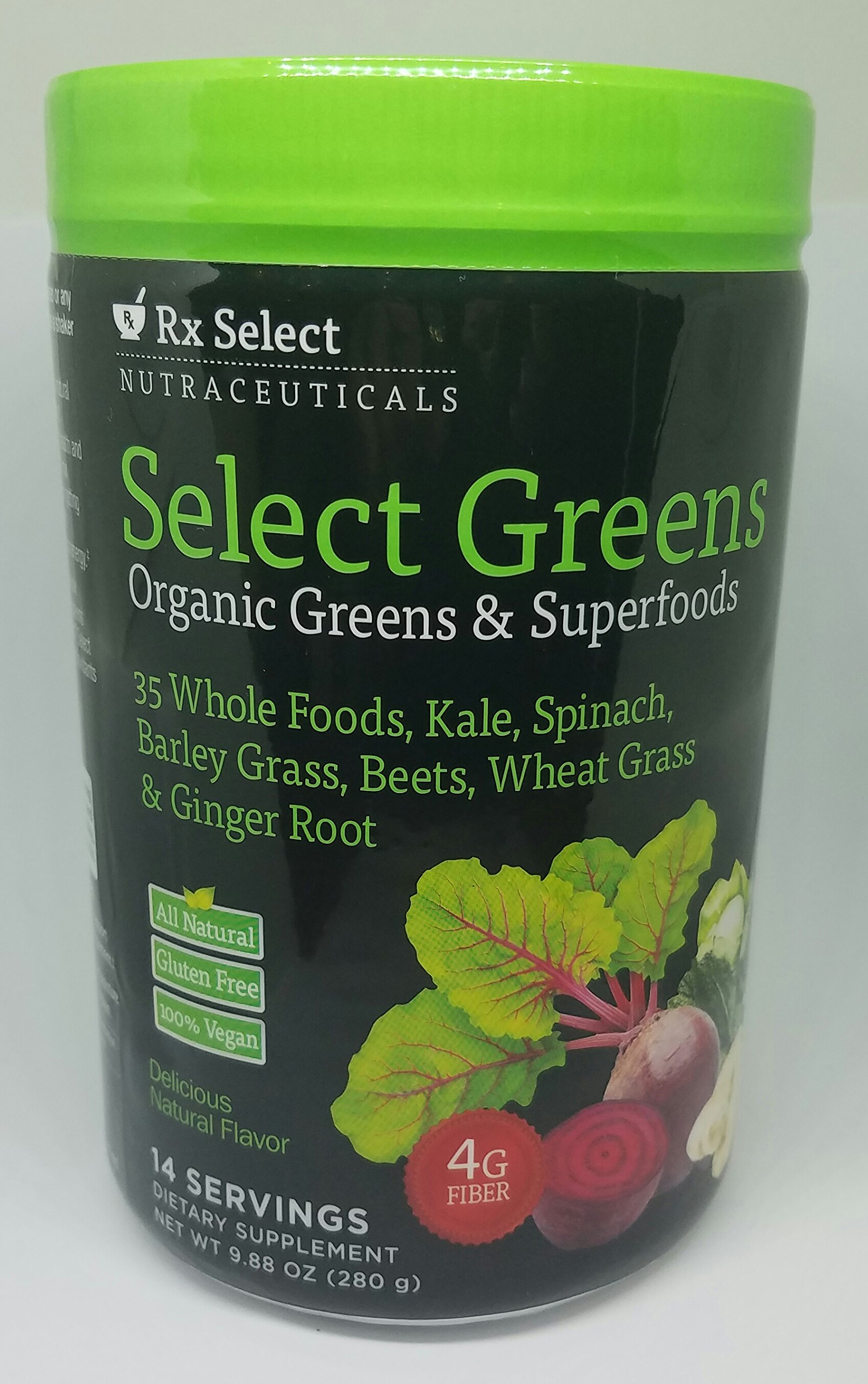 Amazon.com: Rx Select 10 Day Green Smoothie Healthy Weight
