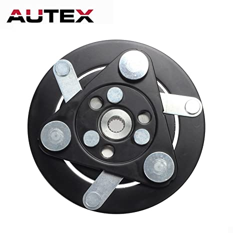 AUTEX AC A/C Compressor Clutch Plate HUB Replacement for 2013 2014 2015 Acura ILX 2007 2008 2009 2010 2011 2012 Acura RDX 2012 2013 2014 Honda Civic 2007 ...