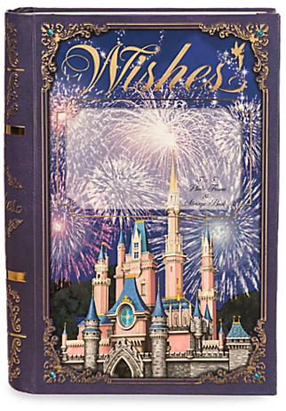Fantasyland Castle Photo Frame Book | Disney Store