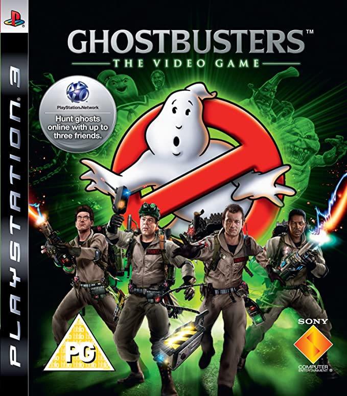 Ghostbusters (PS3): Amazon co uk: PC & Video Games