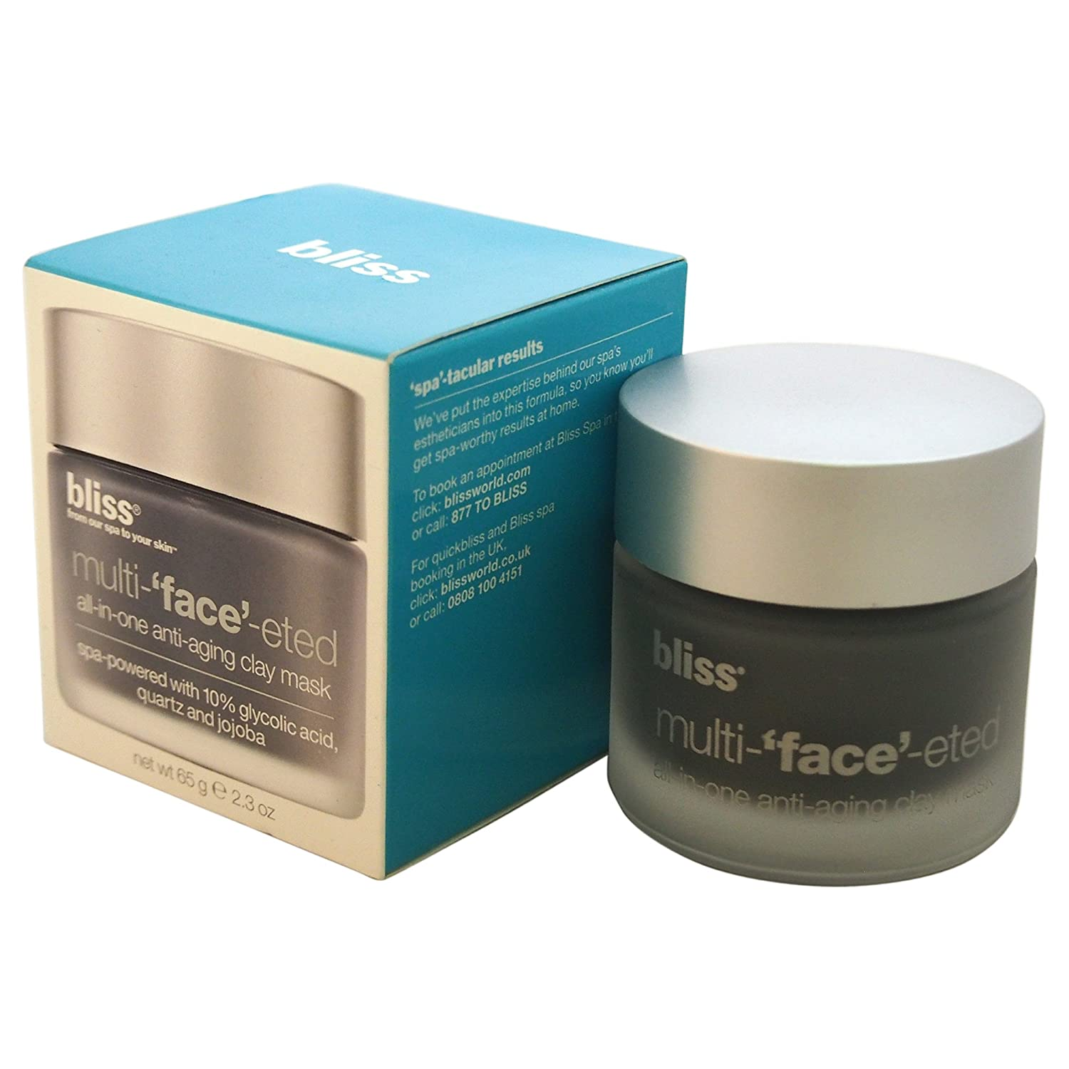 7aa47544ee284 bliss Multi-'Face'-eted All-In-One Anti-Aging Clay Mask