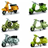 valiosos juegos RAY06047 nuevas motocicletas piaggio modelos histÑricos rayos 1:32 abs escala.