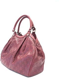 ec6a1c88a21 Amazon.com  Gucci Sukey Medium Gg Canvas Top Handle Bag Cocoa ...