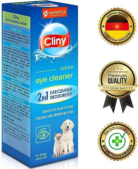 Cómo curar la infección ocular del perro