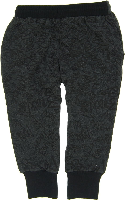 Mini Shatsu Baby Boys Rock Graffiti Infant Sweat Pants