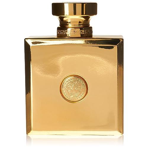 Versace Oud Pour Femme Oriental Eau de Parfum Spray 3.4 Ounce