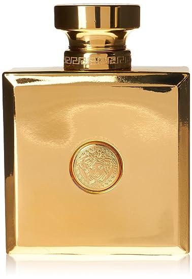 Amazoncom Versace Oud Pour Femme Oriental Eau De Parfum Spray 34