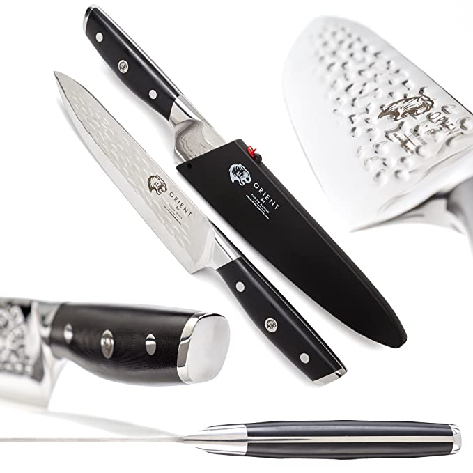 Compra Orient Cuchillo Chefs de 8 Pulgadas con Funda de ...