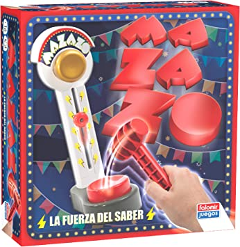Falomir Mazazo, Juego de Mesa, Family & Friends, Multicolor (1): Amazon.es: Juguetes y juegos