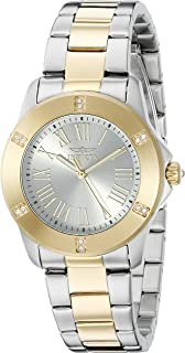Invicta Womens 19256SYB Angel Analog Display Quartz Two Tone Watch