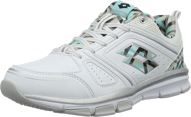 Lotto Andromeda VIII LTH AMF W, Zapatillas de Running Mujer: Amazon.es: Zapatos y complementos