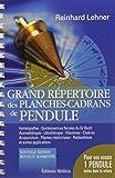 Grand répertoire des planches-cadrans de pendule : Avec un pendule