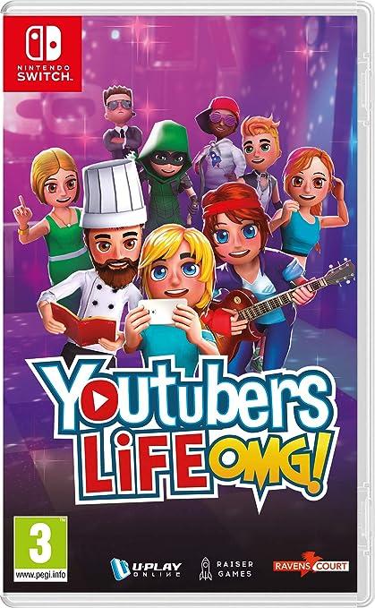 YouTubers Life OMG! (Nintendo Switch): Amazon co uk: PC & Video Games