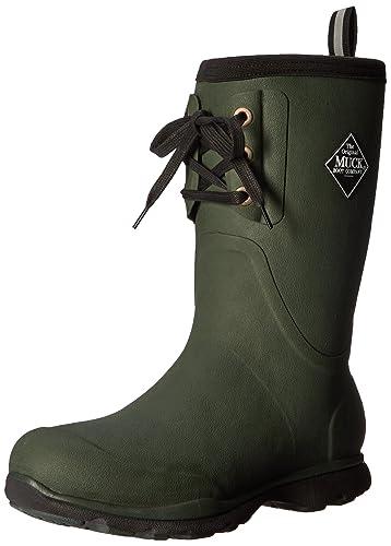 bbde3edb46b00 Amazon.com   Muck Boot Arctic Excursion Mid-Height Full Rubber Men's ...