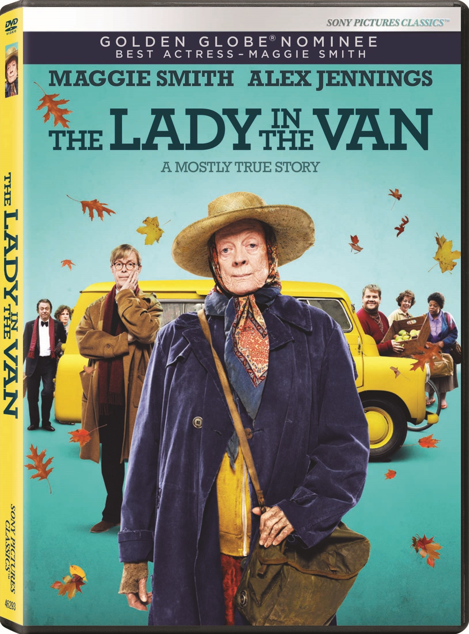 DVD : The Lady in the Van (DVD)