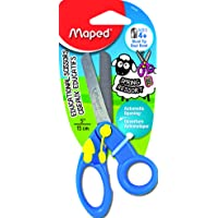 Maped Koopy spring-assisted temprano educativo tijeras, 5 inches, varios colores (379248)