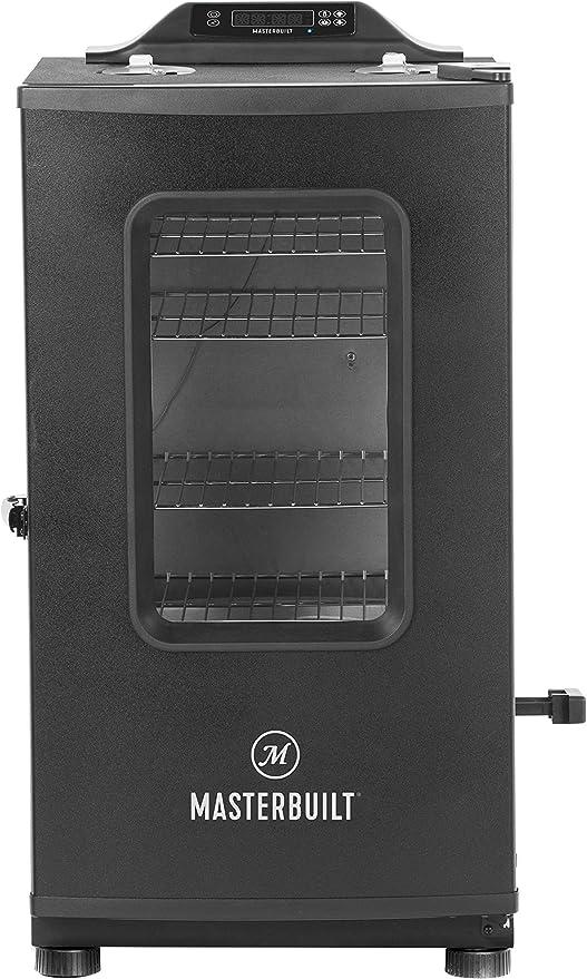 Best Bluetooth Digital Electric Smoker: Masterbuilt MB20073519