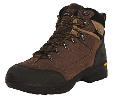Men's Vibram Sole Waterproof Hiking Boot